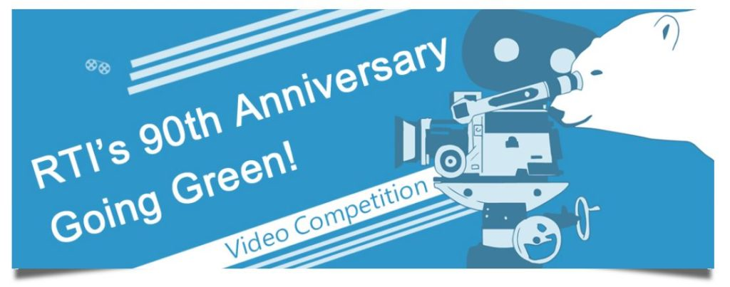 RTI Going Green Video Competition