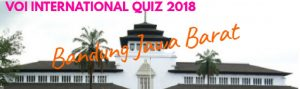 International Quiz 2018
